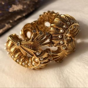 kate spade monterey bay seahorse bracelet